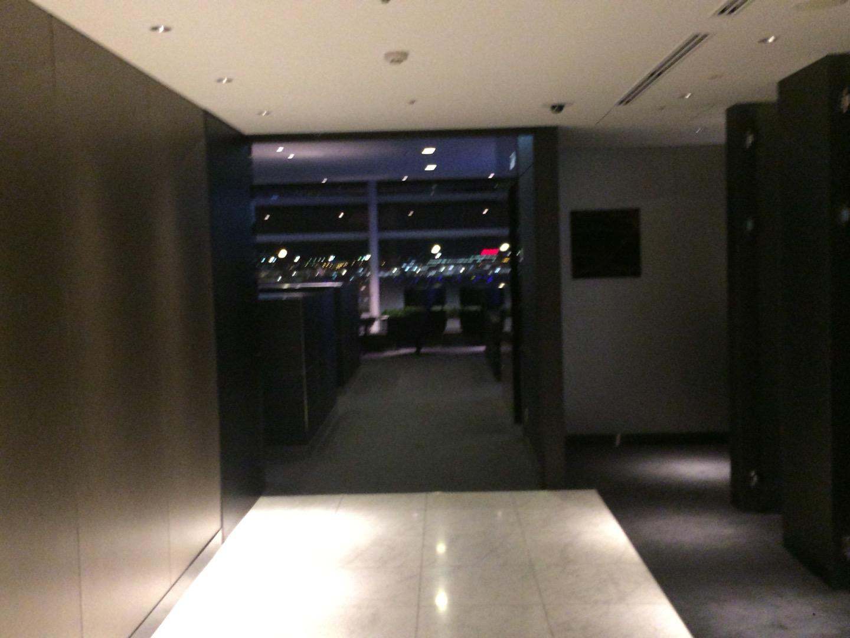 ANAスイートラウンジ 羽田国際線