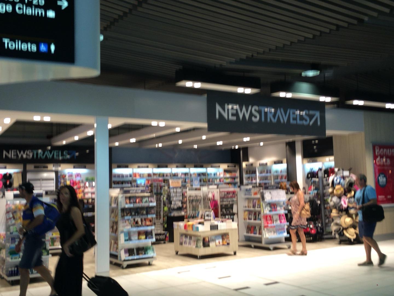 ブリスベン空港国内線ターミナル