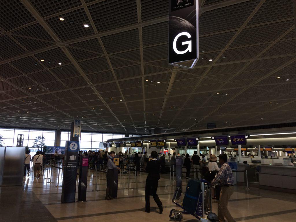 タイ国際航空(TG641)東京-バンコク搭乗記