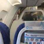 バンコク航空(PG121)バンコク-サムイ搭乗記