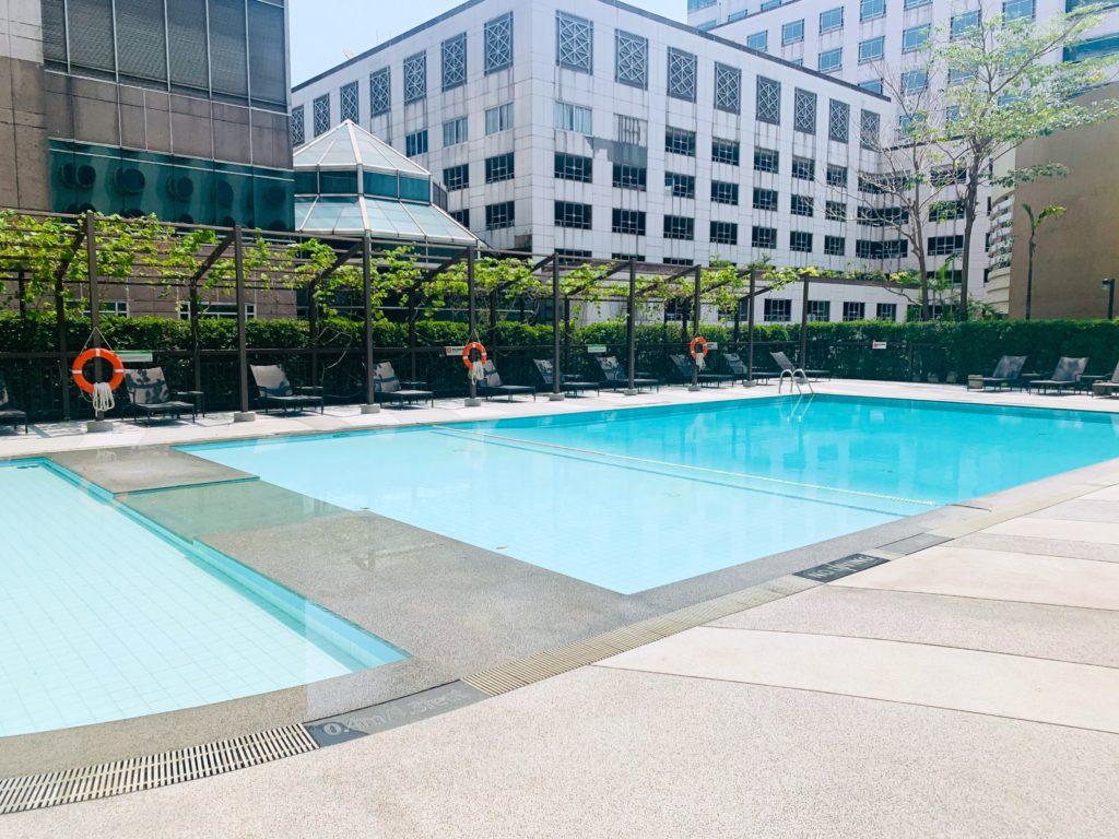 Holiday Inn Silom pool