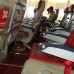 タイ・エアアジア(XJ601)東京-バンコク搭乗記