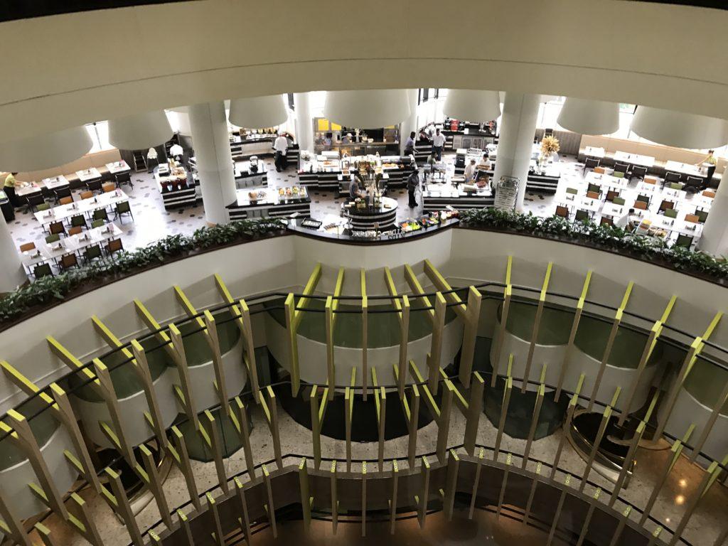 ホリデイ・イン アトリウム シンガポール(Holiday inn Singapore Atrium)