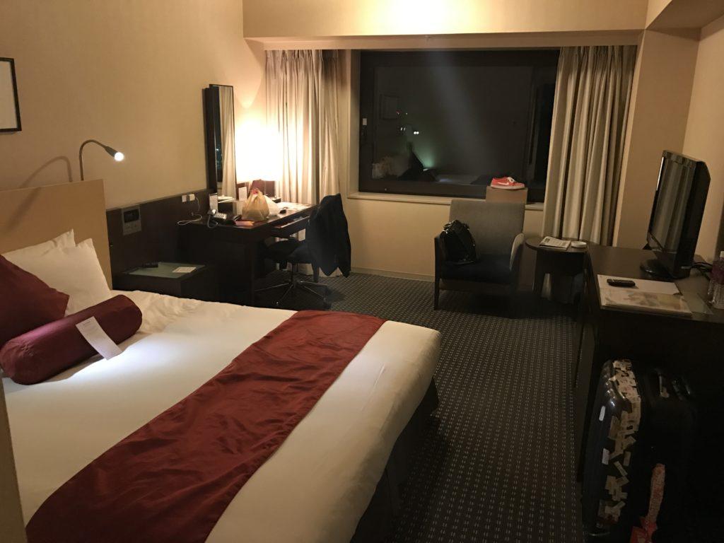 ANAクラウンプラザ成田宿泊レビュー