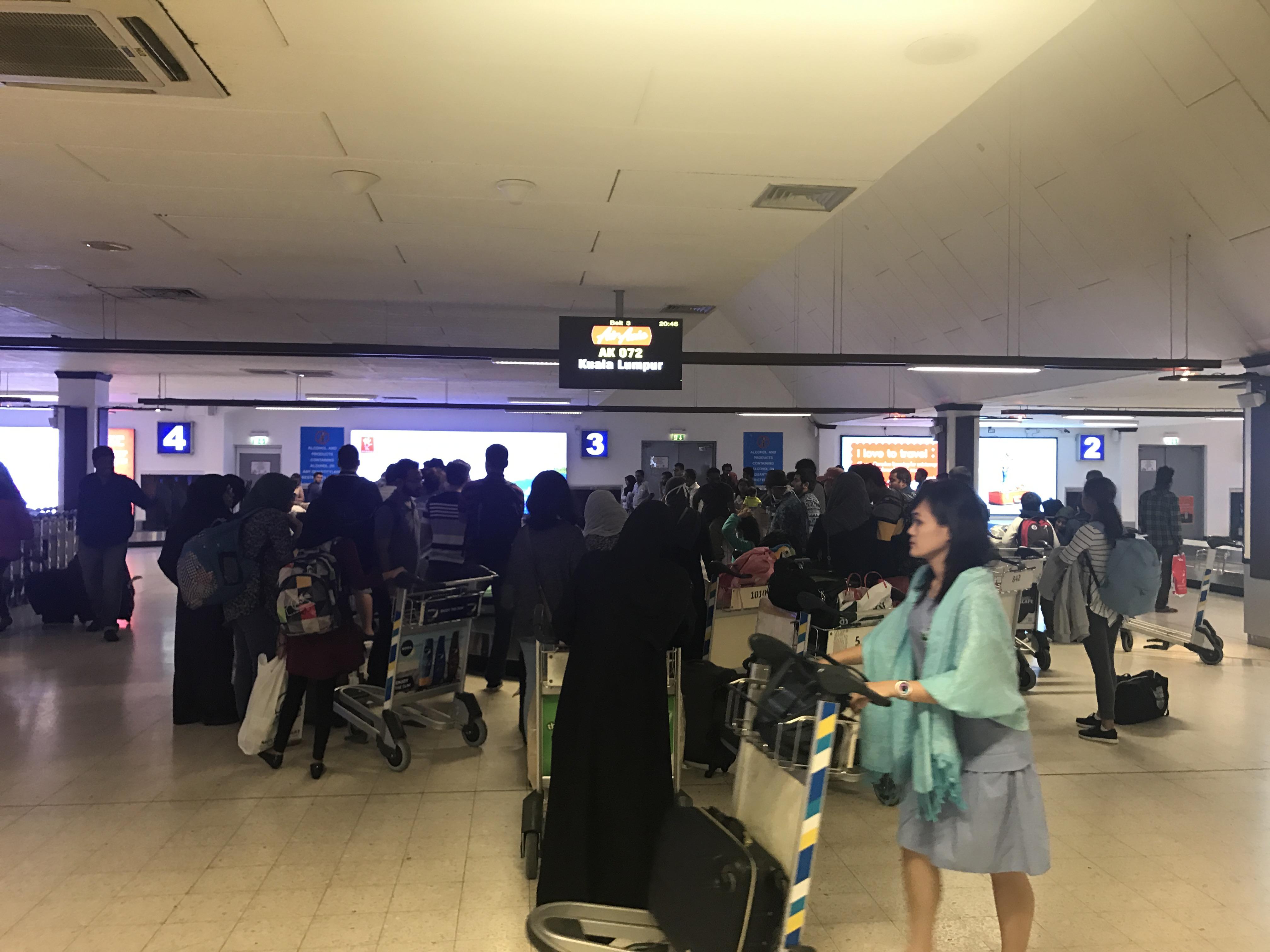 モルディブ マレ空港