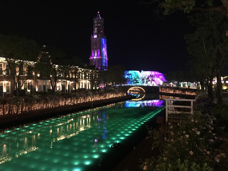 ハウステンボス 夜景