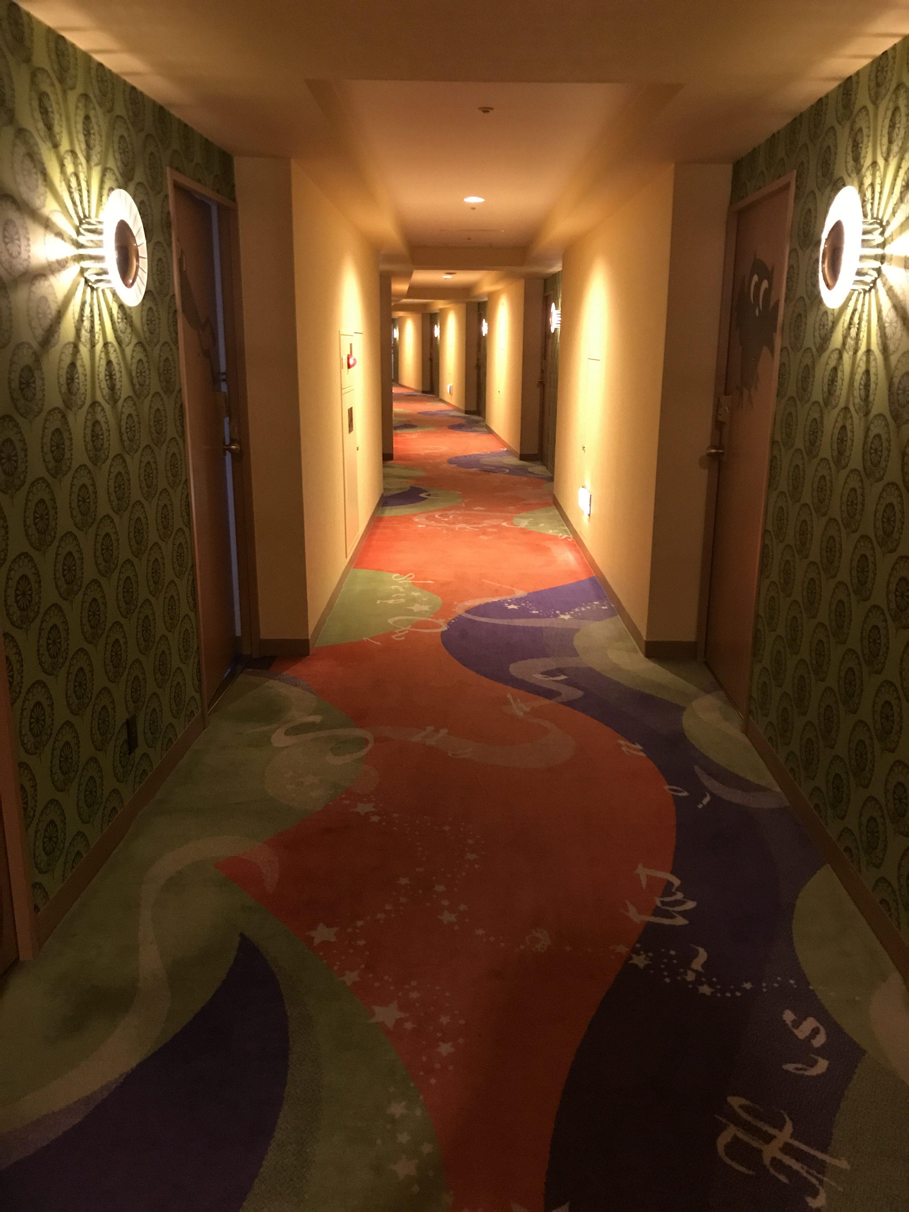 ハッピーマジックルーム 廊下
