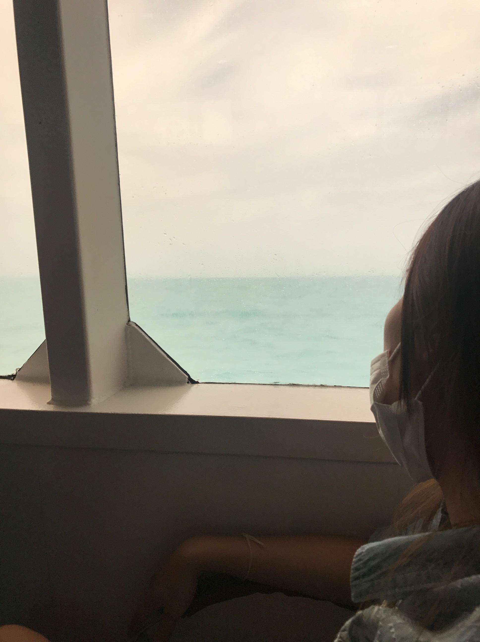 サムイ島を出発