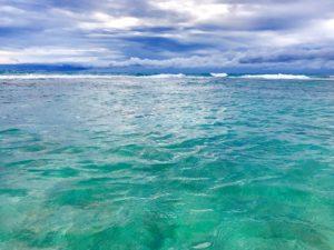 ナンユアンの海