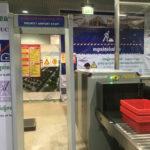 プノンペン空港 国際線 乗継