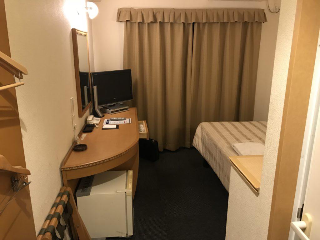 那覇ビーチサイドホテル シングルルーム