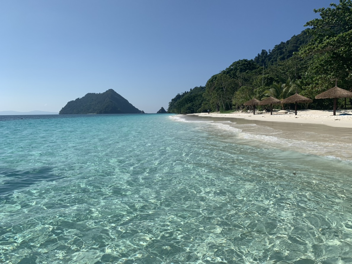 Nyaung Oo Phee Island