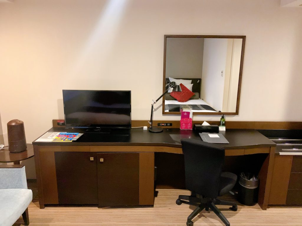 ANAクラウンプラザホテル福岡 客室