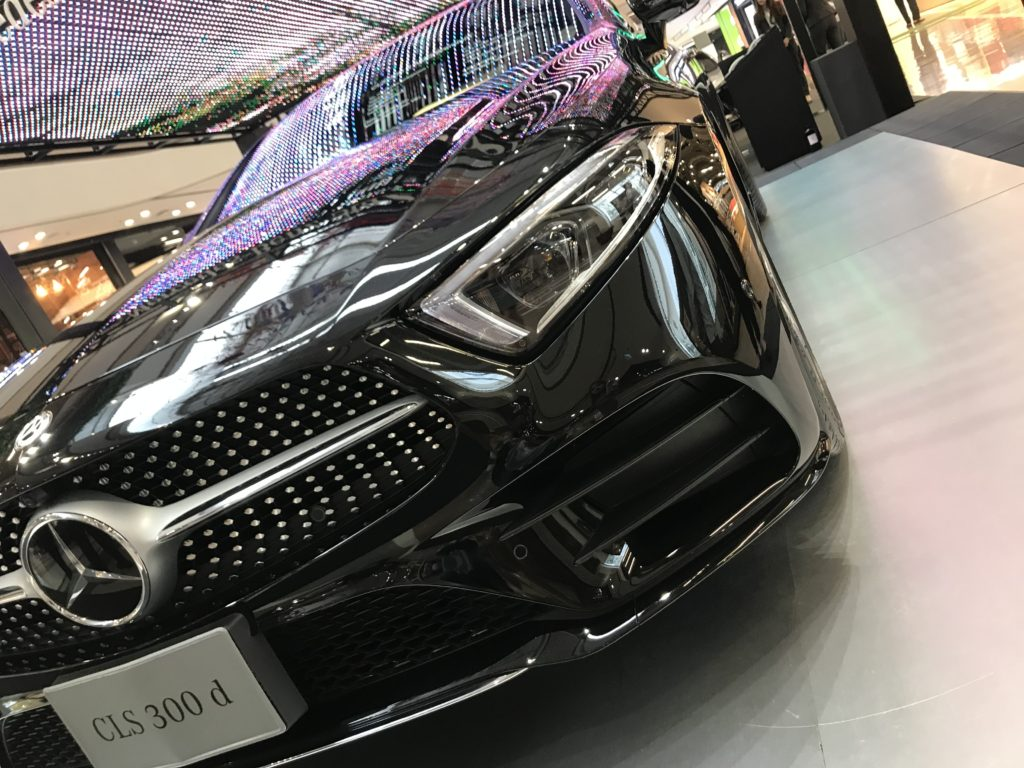 CLS 300 d AMG Premium
