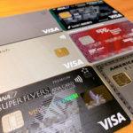 海外で実際に活躍してるクレジットカード6枚を紹介!