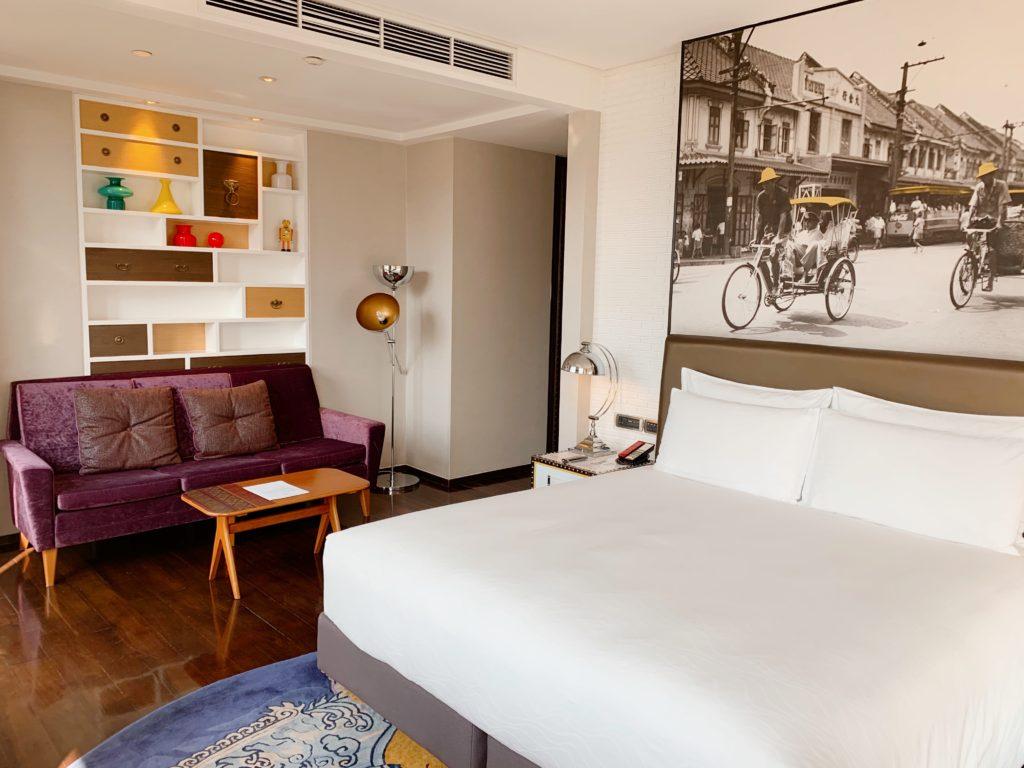 Hotel Indigo Bangkok Wireless Road King Chaiyapruek Executive Corner Room