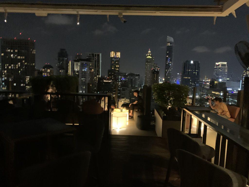 CHAR Restaurant & Rooftop Bar