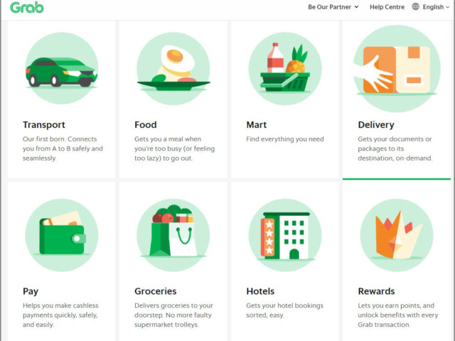 タイで使えるタクシーアプリ「Grab」のメリット・デメリット