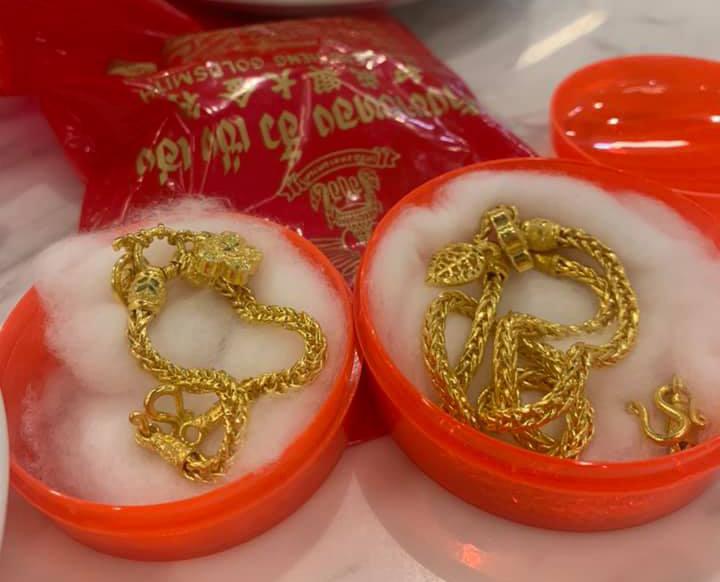 タイ人へのプレゼントで1番喜ばれるのは金