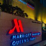 マリオットマーキス クイーンズパーク(Bangkok Marriott Marquis Queen's Park)
