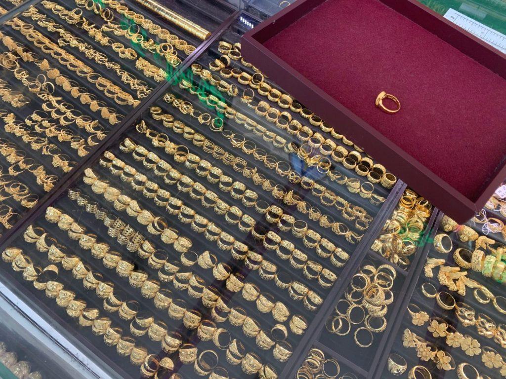 タイ ゴールド(金)の購入方法