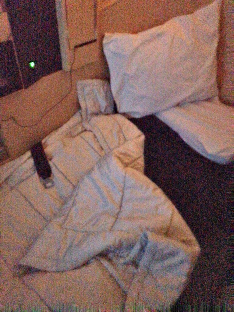 ベッドパターン