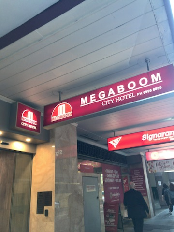Megaboom City Hotel